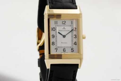 Jaeger-lecoultre Reverso Classique - Yellow Gold - As New - 2 Years Warranty 250.1.86 -