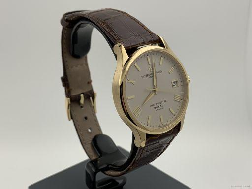 Vacheron Constantin Vacheron Constantin Chronometer Royal 47022 FullSet like new 47022/000J 1999