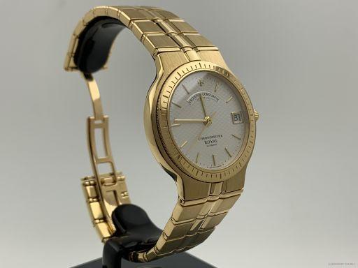 Vacheron Constantin Royal Chronometre Yellowgold Like New FullSet 47020-976J-7 1996