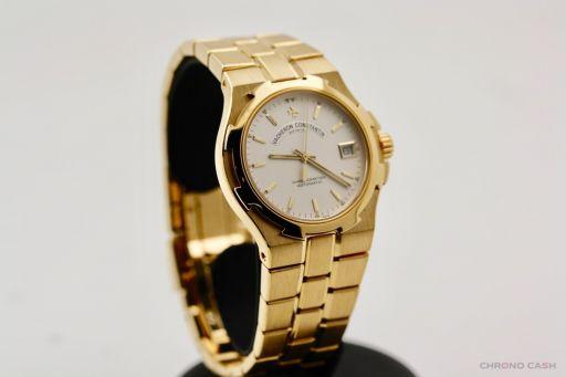 Vacheron Constantin Overseas for Man - Full Yellow Gold - Full Set 42040/423j 1998