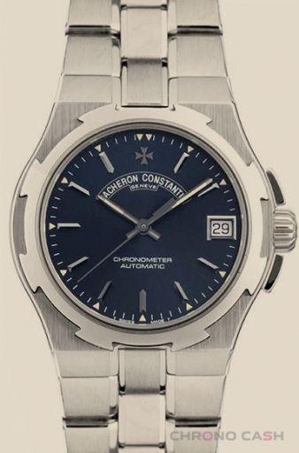Vacheron Constantin Overseas 37MM Blue Dial FullSet Like New 42040/423A 1999