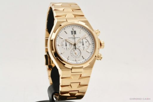 Vacheron Constantin Overseas Chronograph - Rose Gold - With Box and Papers - New 49150/B01R-9454 2018