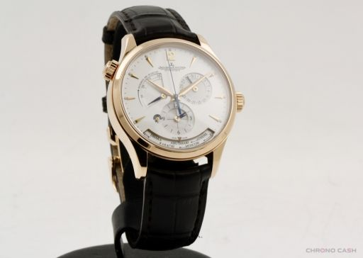 Jaeger-lecoultre Master Geographic 39mm Pink Gold - full set 176.2.29.S / q1422421 2012