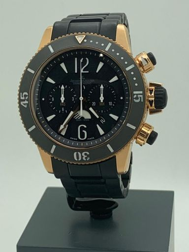 Jaeger-lecoultre Master Compressor Diving Chrono Navy SEALs Limited Edition 46MM FullSet Like new Q1782770 2010
