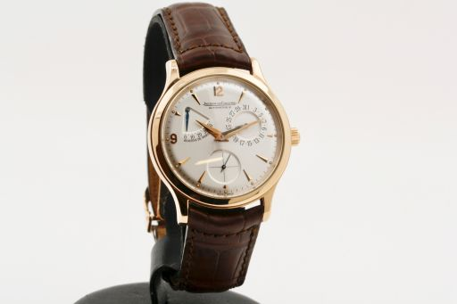 Jaeger-lecoultre Master Control power reserve pink gold - serviced , full set 140.2.93 1999